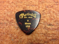 "MARTIN TRIANGLE ""HEAVY"" Tortoise pick  Oulu"