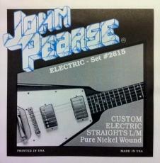 John Pearse 2615 Custom Set
