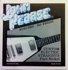 JOHN PEARSE 2620 Custom Set Oulu