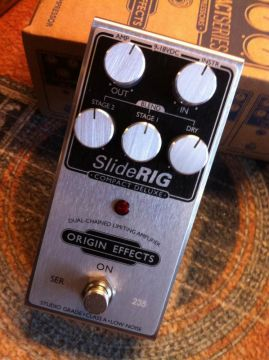 ORIGIN EFFECTS THE SLIDE RIG COMPACT DELUXE Oulu