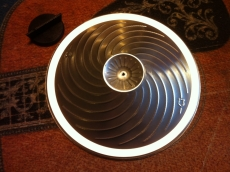 "9.5"" SINGLE CONE BISCUIT RESONATOR Oulu"