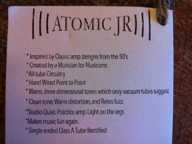 SWART ST-ATOMIC JR COMBO