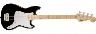 SQUIER AFFINITY SERIES™ BRONCO™ BASS, BLACK