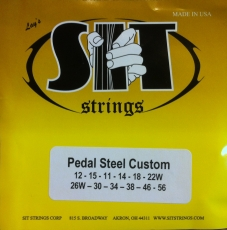 12-STG PEDAL STEEL CUSTOM SET