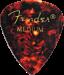 Fender Tortoise Shell, 351 Shape, Medium (12) Oulu