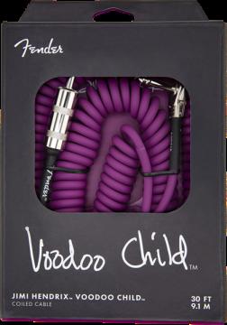 FENDER JIMI HENDRIX™ VOODOO CHILD™ CABLE, PURPLE