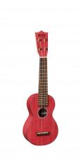 MARTIN OX Uke Bamboo Red