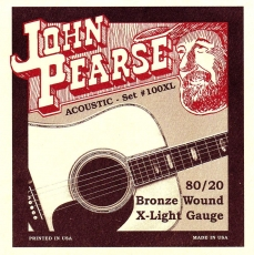 John Pearse 100XL Extra Light