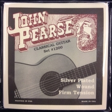 JOHN PEARSE 1200 CLASSICAL FIRM TENSION  Oulu