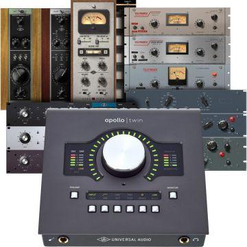 Universal Audio Apollo Twin MKII Duo Heritage