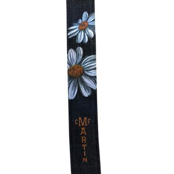 Martin Denim Strap: Daisy  Item No. 18A0108