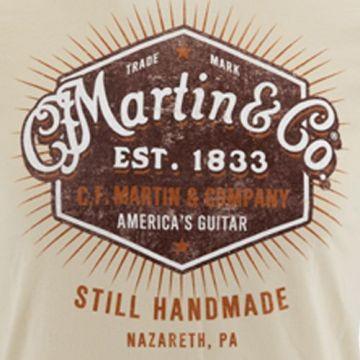 "Martin ""Still Handmade"" Tee  Item No. 18CM0148 Oulu"