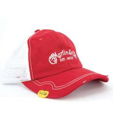 Martin Pick Hat (Red)  18NH0048