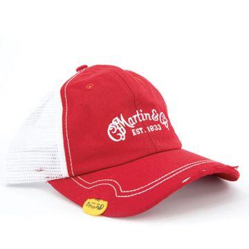 Martin Pick Hat (Red)  18NH0048