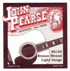 John Pearse 200L Light