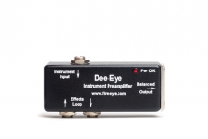 DEE-EYE INSTRUMENT PREAMPLIFIER