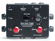 RED-EYE TWIN INSTRUMENT PREAMPLIFIER Oulu