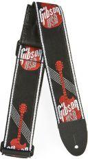 "Gibson 2"" Woven Strap with Gibson Logo"