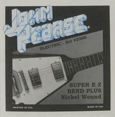 John Pearse 2300 Super EZ Bend Plus