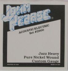 John Pearse 2900 Jazz Heavy Oulu