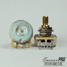 EMERSON CUSTOM 250K SPLIT SHAFT POTENTIOMETER