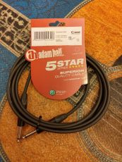 GUITAR CABLE WITH NEUTRIK CONNECTORS (STRAIGHT-STRAIGHT), 3M Oulu