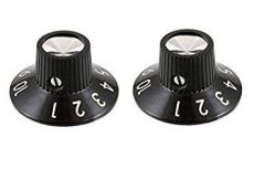 Black Amp Knob Pair Oulu