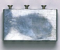 Zinc Tremolo Block