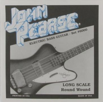 John Pearse 6000 Light--Long Scale