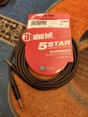 GUITAR CABLE WITH NEUTRIK CONNECTORS (STRAIGHT-STRAIGHT), 6M Oulu