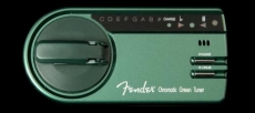 Fender Chromatic Green Tuner  Oulu