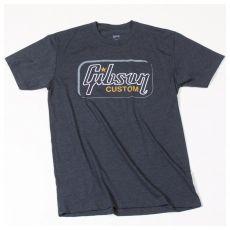 GIBSON CUSTOM T HEATHERED GRAY Oulu