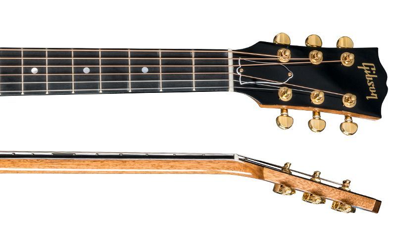 Gibson Parlor Rosewood Avant Garde 2018 Kitarapaja