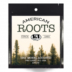 AR1152 PRO LIGHT AMERICAN ROOTS MONEL ACOUSTIC