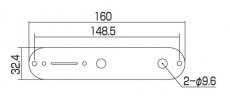 AP-0650-001 Nickel Control Plate Oulu