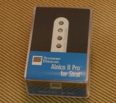 SEYMOUR DUNCAN ALNICO 2 PRO STAGGERED STRAT RW/RP Oulu