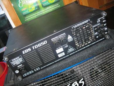 EBS TD650 HEAD