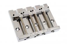 4-String Grooved Omega Bass Bridge