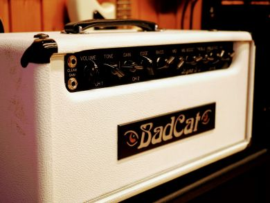 BAD CAT LYNX 50 HEAD 2014 OULU