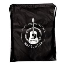 Martin Drawstring Backpack (Black)