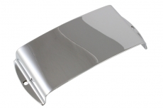Chrome Precision Bass® Pickup Cover