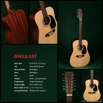 SIGMA DM12-1ST+
