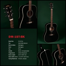SIGMA DM-1ST-BK