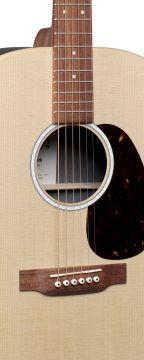 Martin D-X2E Rosewood Guitar -03