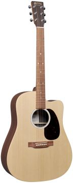 Martin DC-X2E Mahogany Guitar -01