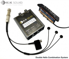 K&K DOUBLE HELIX COMBINATION SYSTEM w/ PURE MINI