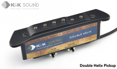 K&K DOUBLE HELIX SOLO