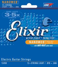 ELIXIR NWE12 12-STRING LIGHT 10-46