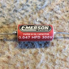 EMERSON CUSTOM 0.047UF 300V PAPER IN OIL TONE CAPACITOR Oulu