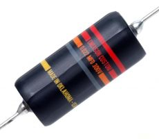EMERSON CUSTOM BUMBLEBEE 0.022UF 300V PAPER IN OIL TONE CAPACITOR
